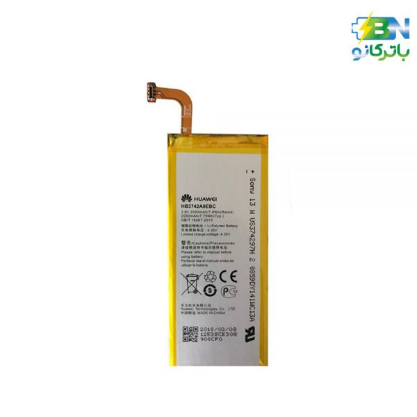 باتری اورجینال موبایل هوآوی Huawei G6) -Huawei G6)