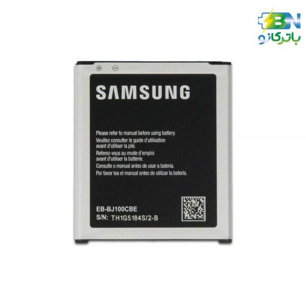 باتری اورجینال موبایل سامسونگ گلکسی Samsung Galaxy J1) -J1)