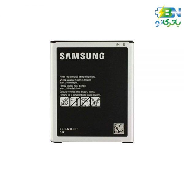 باتری اورجینال موبایل سامسونگ گلکسی Samsung Galaxy J7) -J7)