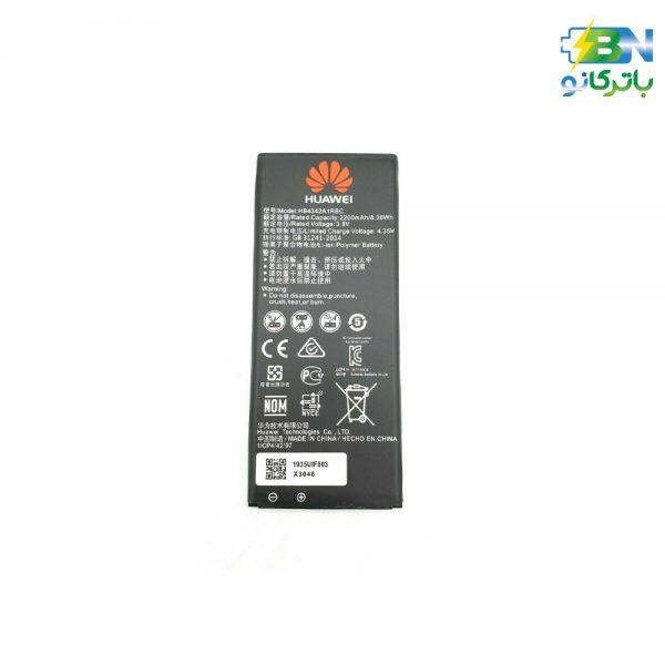باتری اورجینال موبایل هوآوی Huawei Y6) -Huawei Y6)