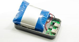علت باد کردن باتری