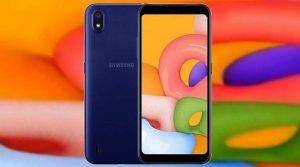 گوشی موبایل سامسونگ مدل Galaxy A01 Core