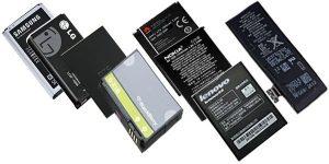 تعریف باتری موبایل