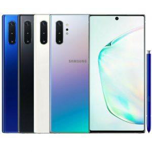 گوشی موبایل سامسونگ مدل Galaxy Note 10 Plus