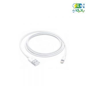 كابل شارژ ١ متري اپل  Apple 1m lightning cable