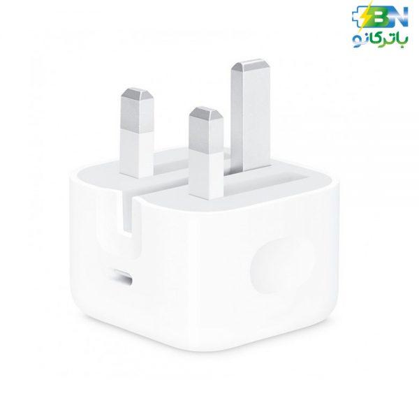 آداپتور برق USB-C 20W اپل (A1696) (A2244)