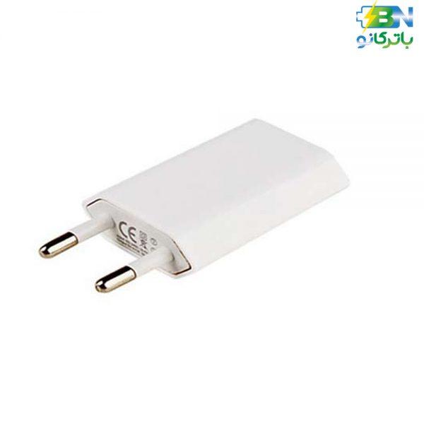 آداپتور برق USB اپل (iphone4 2pin اصلی) (MD 813)