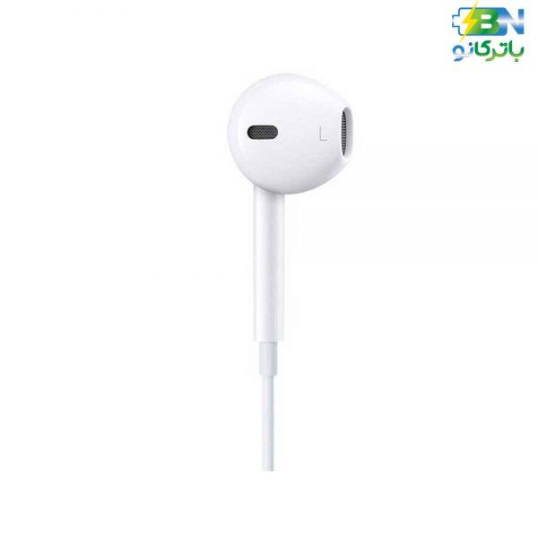 هدفون اپل مدل EarPods با کانکتور لایتنینگ (iphone 7 original)(A1748)