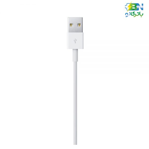کابل USB به لایتنینگ اپل طول 1 متری Lightning iphone7 orgianl A1480